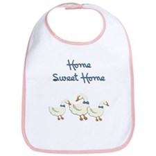 Home Sweet Home Bib
