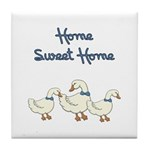 Home Sweet Home Tile Coaster