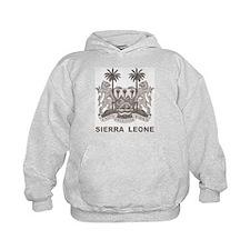 Vintage Sierra Leone Hoodie