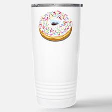 Donut ex Machina Stainless Steel Travel Mug