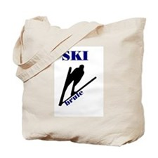 Ski Brule Tote Bag