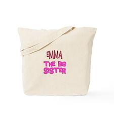 Emma - The Big Sister Tote Bag