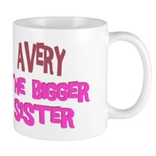 Avery - The Bigger Sister Mug