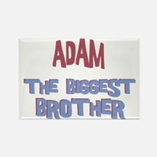 Adam - The Biggest Brother Rectangle Magnet
