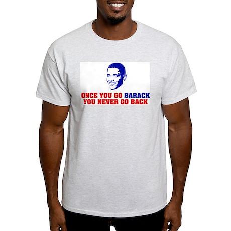 Go Barack Light T-Shirt