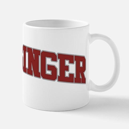 MESSINGER Design Mug
