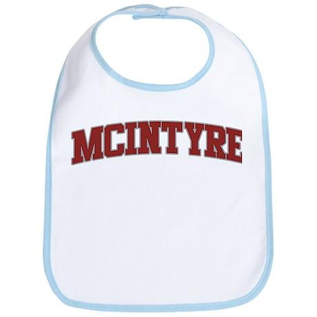 MCINTYRE Design Bib
