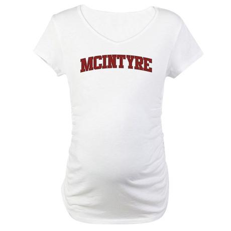 MCINTYRE Design Maternity T-Shirt