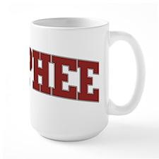 MCPHEE Design Mug