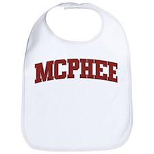 MCPHEE Design Bib