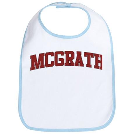 MCGRATH Design Bib