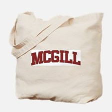 MCGILL Design Tote Bag