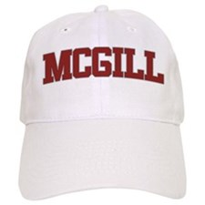 MCGILL Design Baseball Cap