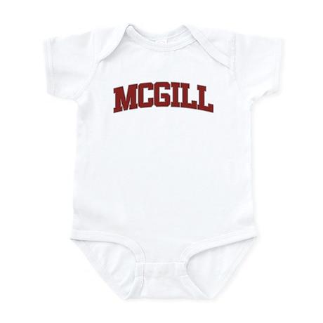 MCGILL Design Infant Bodysuit