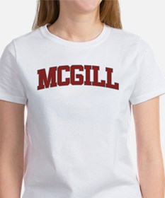 MCGILL Design Tee