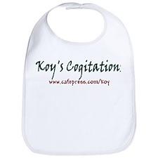 Koy's Cogitations Logo Gear Bib