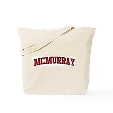 MCMURRAY Design Tote Bag