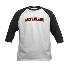 MCFARLAND Design Tee