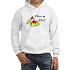 Where's My Ho At? Hoodie