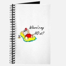 Where's My Ho At? Journal