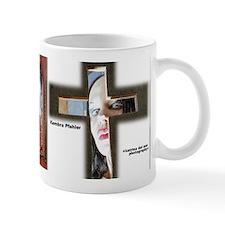 Kembra Pfahler Black Coffee Mug