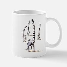 Ring-tailed lemurs ON THE ROAD AGAIN Mug