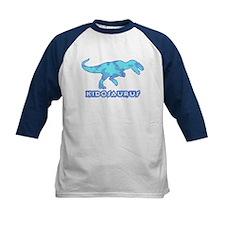 Blue Camo T-Rex Dinosaur Tee
