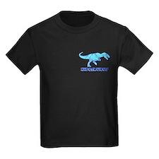 Blue Camo T-Rex Dinosaur T