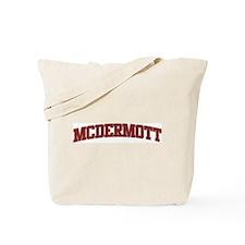 MCDERMOTT Design Tote Bag
