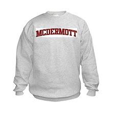 MCDERMOTT Design Sweatshirt