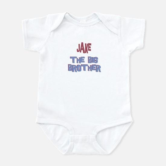 Jake - The Big Brother Infant Bodysuit