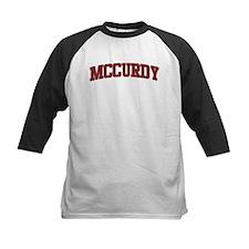 MCCURDY Design Tee