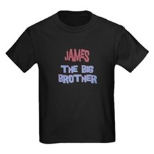 James - The Big Brother T