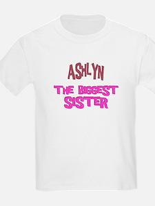 Ashlyn - The Biggest Sister T-Shirt