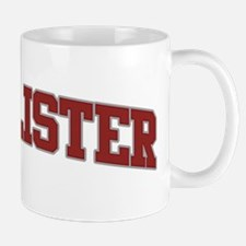 MCALLISTER Design Mug