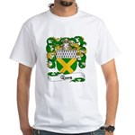 Remy Family Crest White T-Shirt