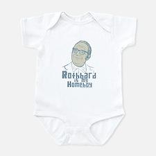 Rothbard Is My Homeboy Infant Bodysuit