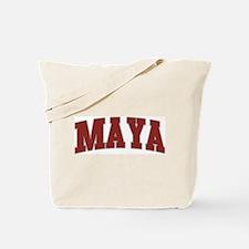 MAYA Design Tote Bag