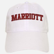 MARRIOTT Design Baseball Baseball Cap