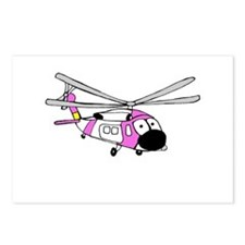 Pink HH-60 Postcards (Package of 8)