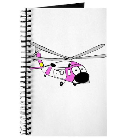 Pink HH-60 Journal