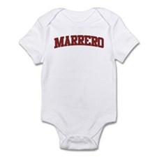MARRERO Design Infant Bodysuit