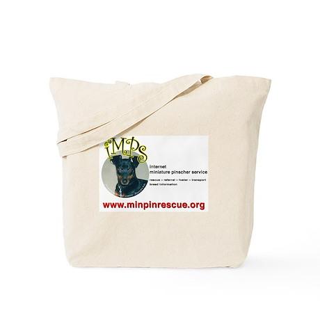 IMPS Logo Tote Bag