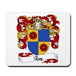 Rey Family Crest Mousepad