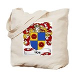 Rey Family Crest Tote Bag