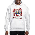 Reynaud Family Crest Hooded Sweatshirt