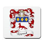 Reynaud Family Crest Mousepad