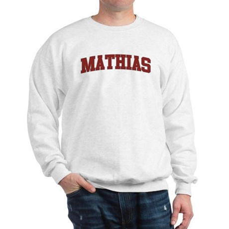 MATHIAS Design Sweatshirt
