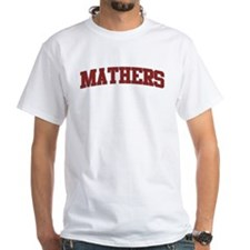 MATHERS Design Shirt