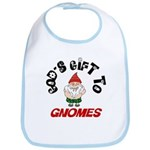 God's Gift to Gnomes Bib
